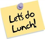 LetsDoLunch Lets Do Lunch! (...You Call Me)